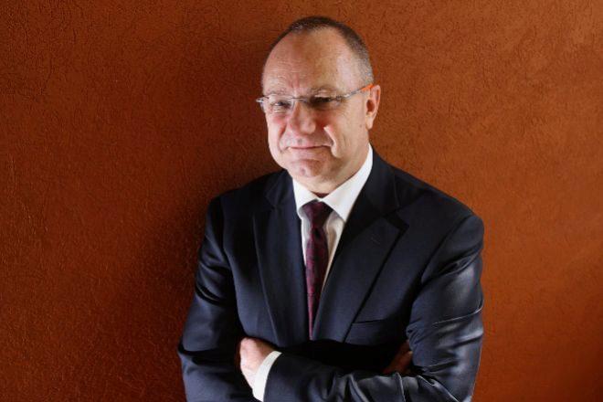 Mark Cutifani, consejero delegado de Anglo American.