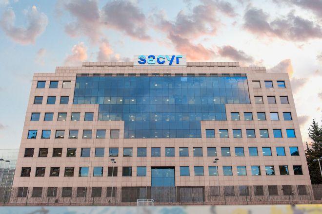 Sede de Sacyr en Madrid.