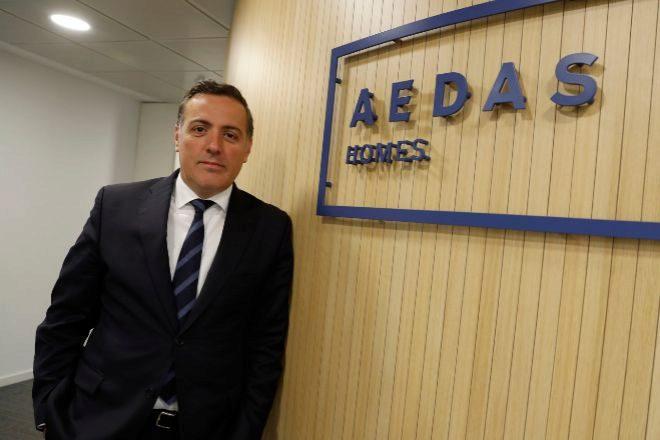 David Martinez, consejero delegado de Aedas Homes.