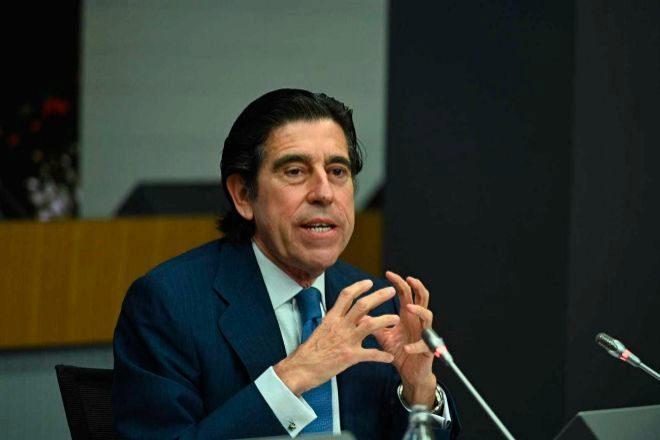 Manuel Manrique es el presidente de Sacyr.