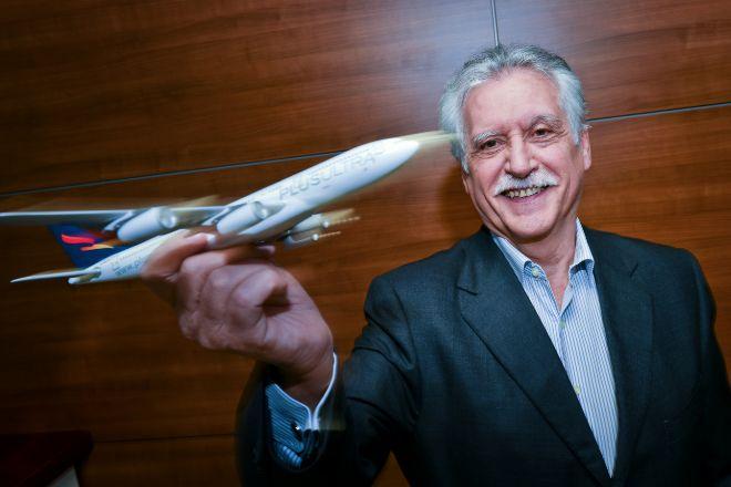 Fernando García Manso, director general de Plus Ultra.