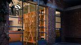 El estudio de Jasper Morrison en Londres es un antiguo establo...