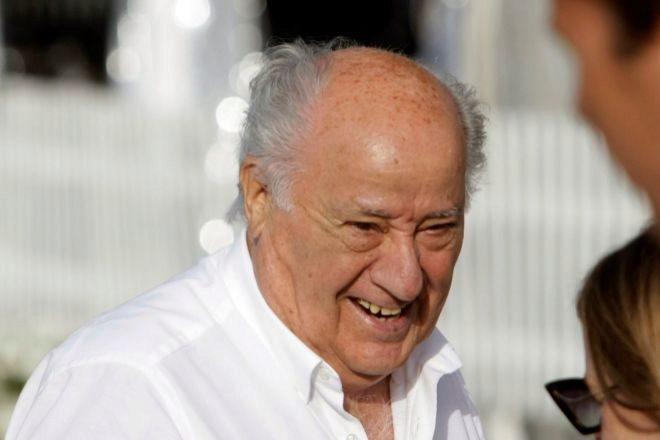Amancio Ortega es el fundador y principal accionista de Inditex.