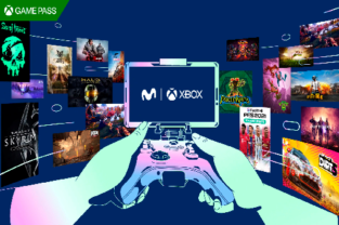 Movistar se alía con Microsoft para ofrecer Xbox Game Pass en sus tarifas Fusión