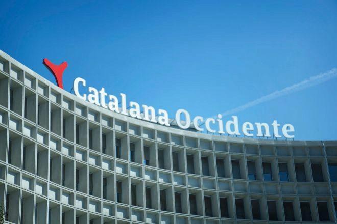 Foto cedida de la sede de Grupo Catalana Occidente.