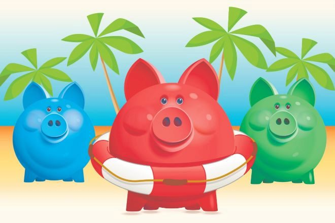 Cinco empresas para un agosto relajado en Bolsa