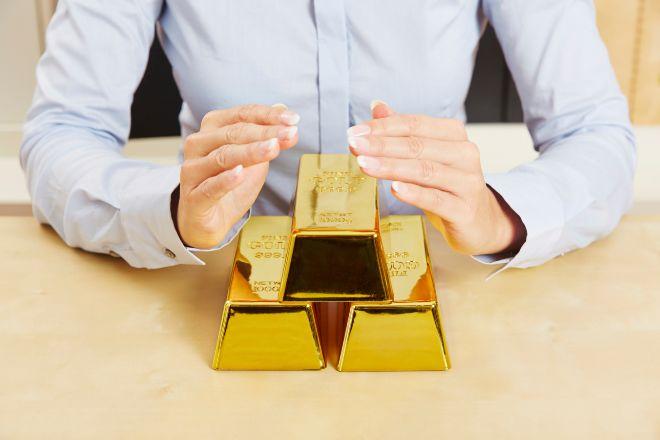El oro como refugio inversor