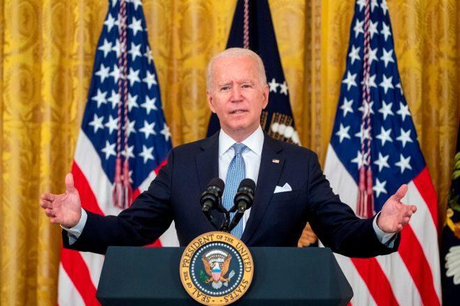 El demócrata Joe Biden llegó a la Casa Blanca en 2021.