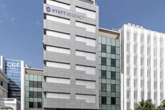 Complejo de apartamentos de lujo situado en el Paseo de la Castellana 62