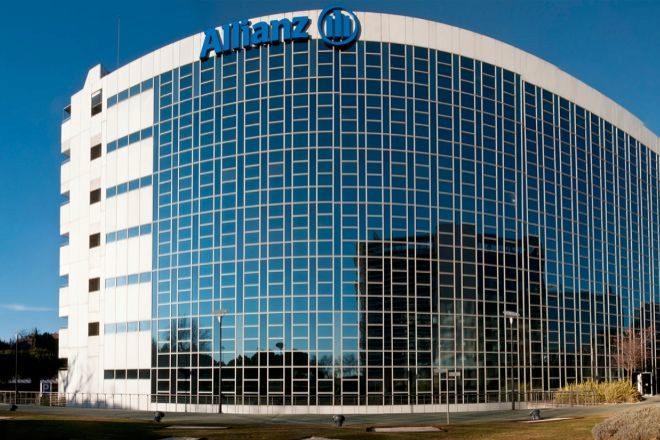 Sede central de Allianz en Madrid.