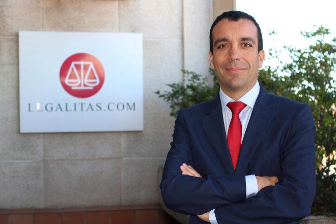 Luis del Pozo es el consejero delegado de Legálitas.
