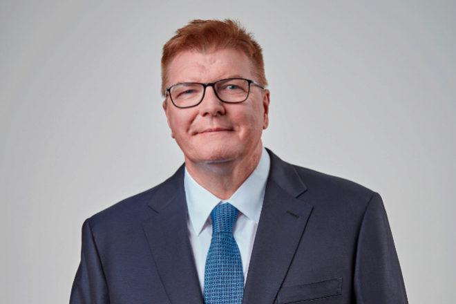 Malcolm Wilson, CEO de GXO.