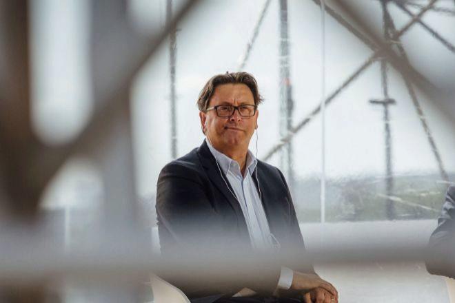 Paul Hudson, CEO de Sanofi.