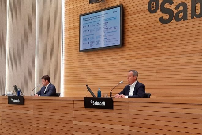César González-Bueno, consejero delegado de Banco Sabadell.