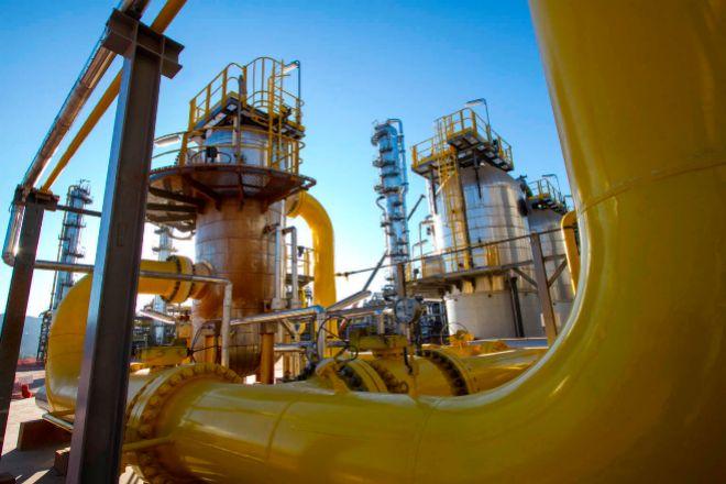 Imagen de una de las plantas construidas por Técnicas Reunidas