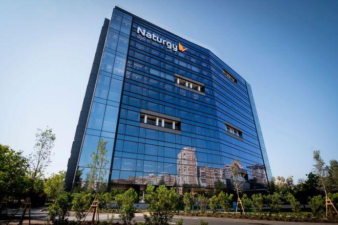 Nueva sede de Naturgy en Madrid.
