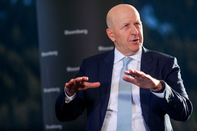 David Solomon, CEO de Goldman Sachs.