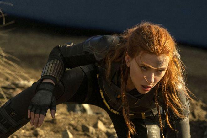 Fotograma de Black Widow.