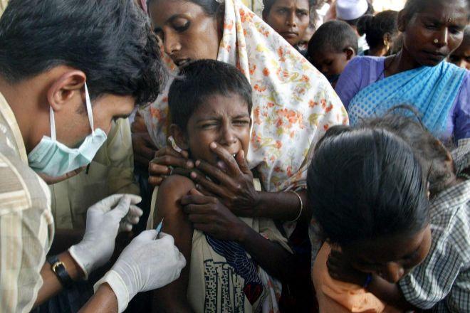Tony Blair: cómo vacunar a todo el mundo