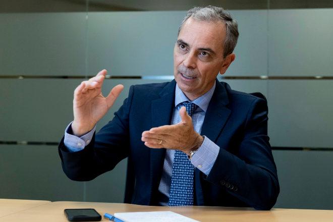Jacobo Díaz, director financiero de Bankinter.