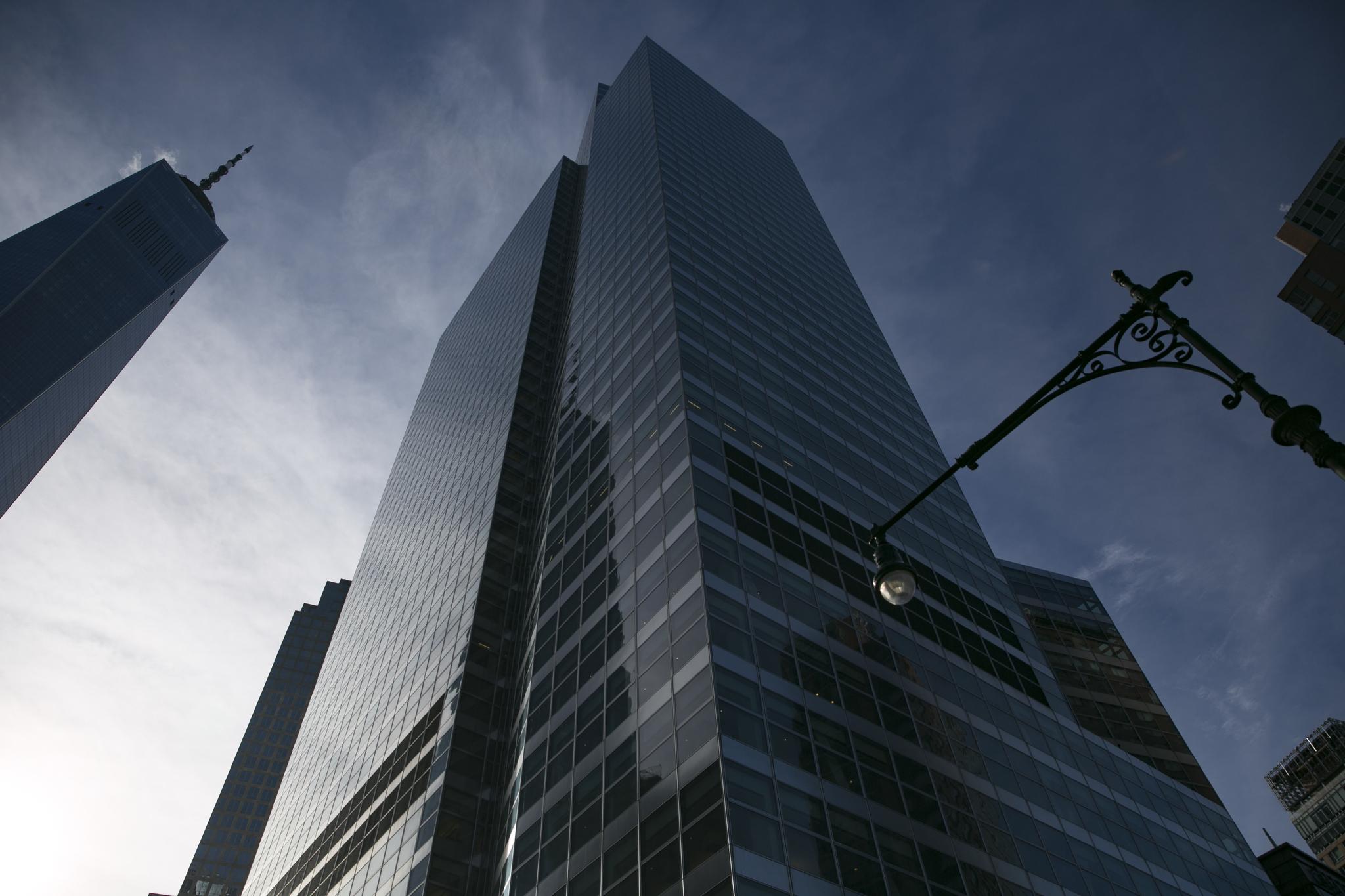 Sede de Goldman Sachs en Nueva York.
