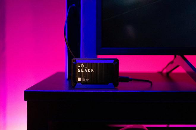 WD_Black D30 Game Drive SSD.