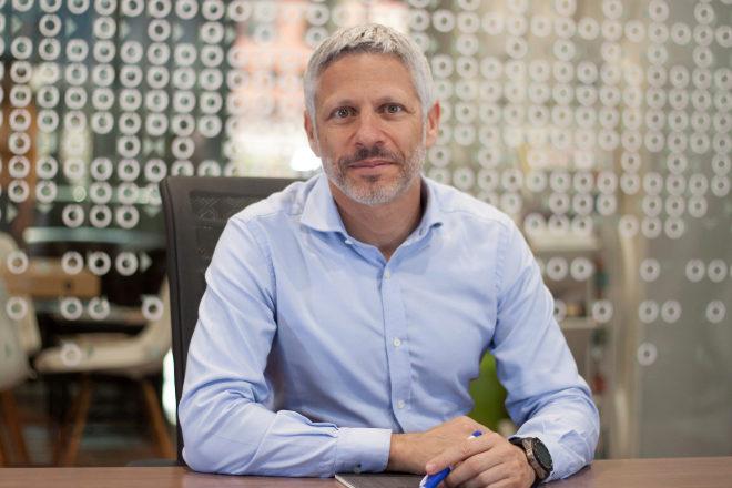 Ezequiel Szafir, CEO de Openbank.