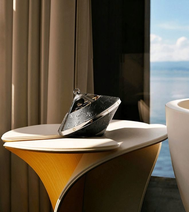 Por su diseño puede exhibirse en casa como una pieza de arte.