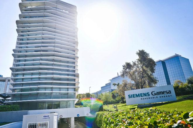 Siemens Gamesa ha completado la remodelación de su sede de Madrid.