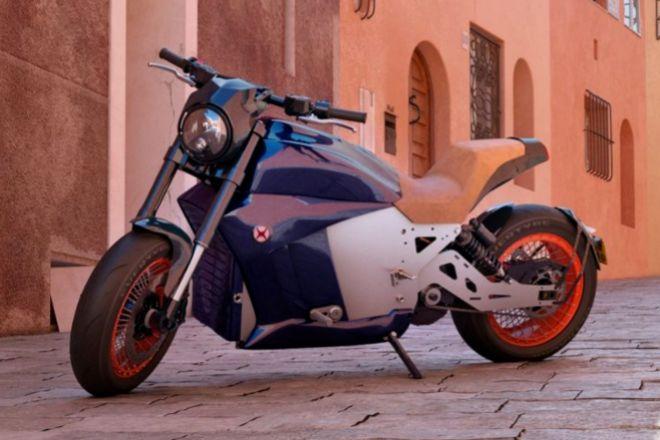 Evoke Motorcycles, a punto de echar a rodar en España