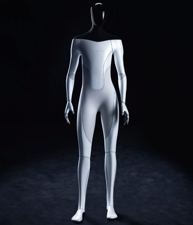 Tesla Bot, el robot con forma humana que construirá Elon Musk.