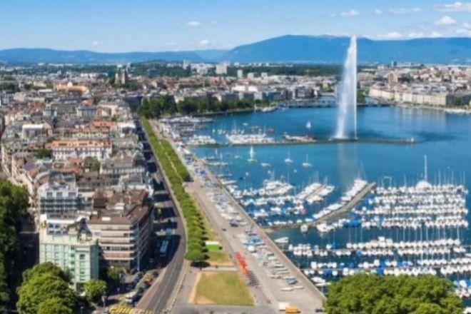 No hay una sede oficial de la feria Geneva Watch Days, cada marca ha decidido dónde ubicar su showroom personalizado.