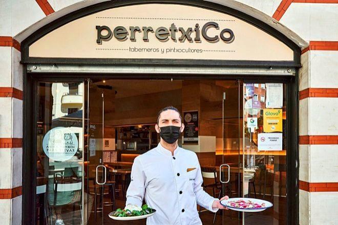 Local de PerretxiCo en Madrid.