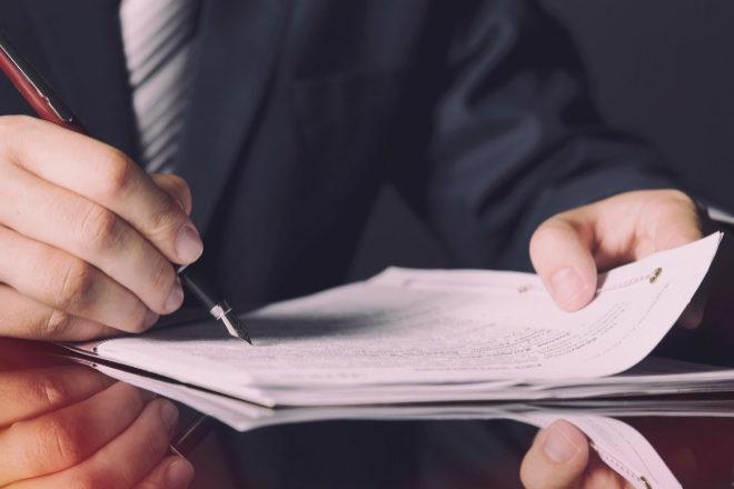 ¿Qué ocurre cuando una persona fallece sin haber hecho testamento?