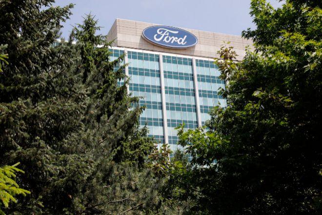 La sede de Ford en Dearborn (Michigan).