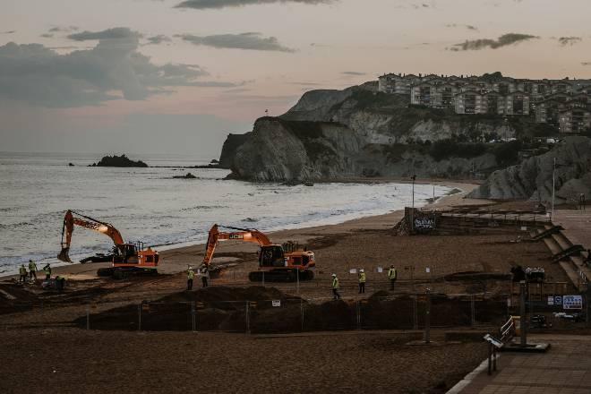 Grace Hopper: el gran cable submarino de Google llega a España