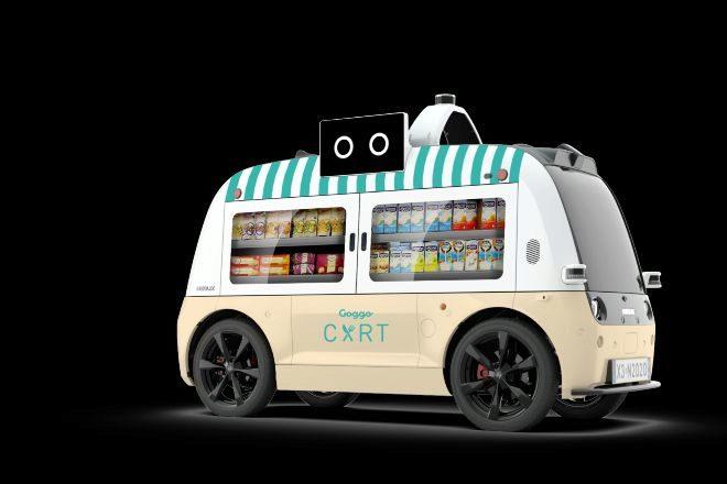 Goggo Network arrancará este año un piloto de vehículos autónomos para el reparto de comida