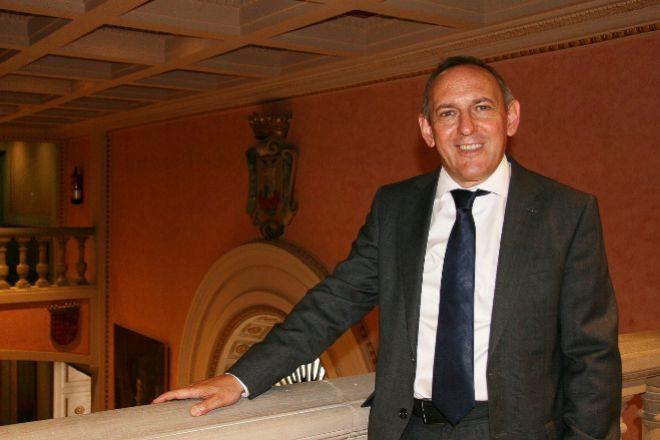Ramiro González es el diputado general de Álava.