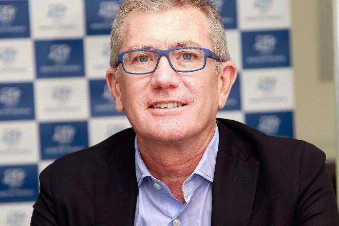 Eugenio Calabuig, presidente de Aguas de Valencia.