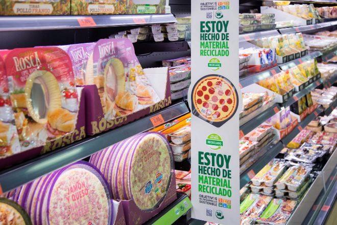Mercadona ha reducido el consumo energético en sus tiendas y está eliminando los plásticos.