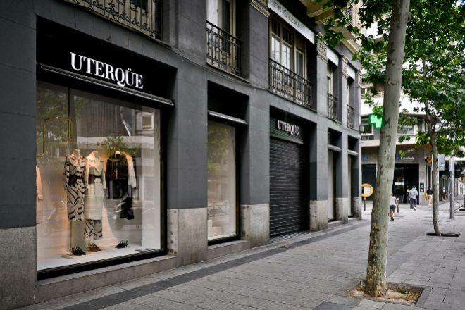 Tienda de Uterqüe en Madrid.