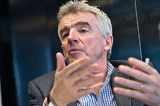 Michael O'Leary, fundador de Ryanair.