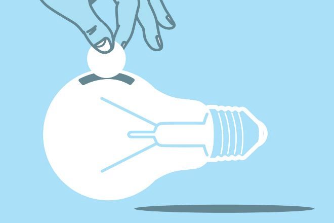La luz y los impuestos