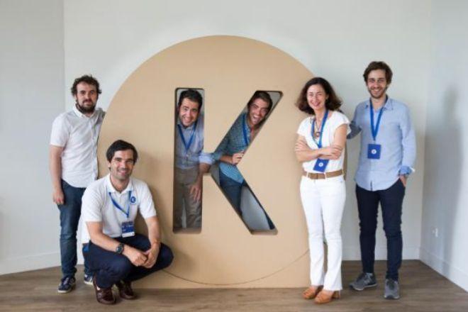Equipo de K Fund, fondo liderado por  Iñaki Arrola y Carina Szpilka.