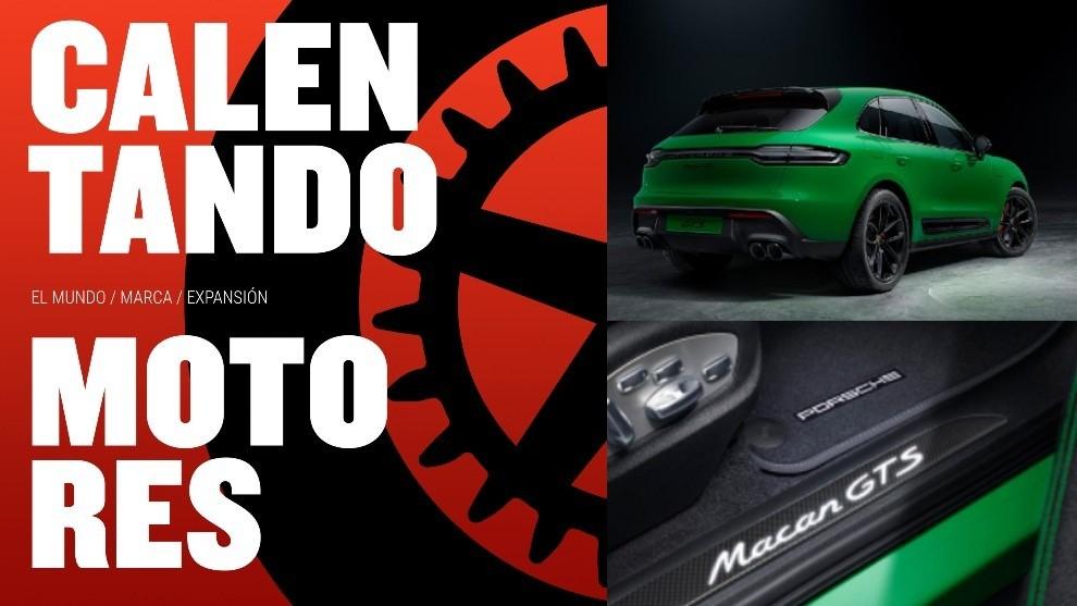 'Calentando motores': El Porsche Macan evoluciona para seguir siendo un objeto de deseo