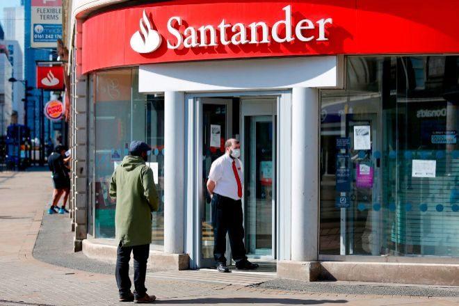 Oficina de Santander UK.