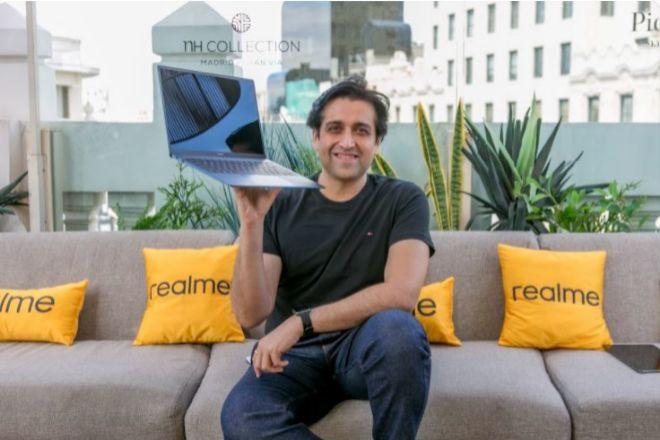 Madhav Sheth, CEO Realme Europa.