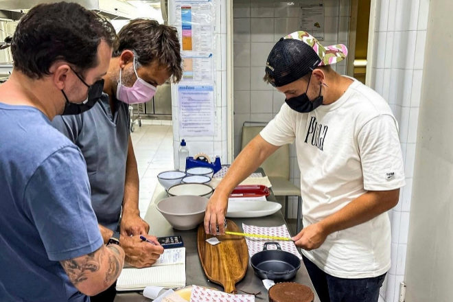 Los chefs buscan personal
