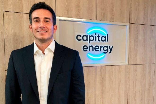 Pablo Alcón dirigirá la eólica marina  de Capital Energy.