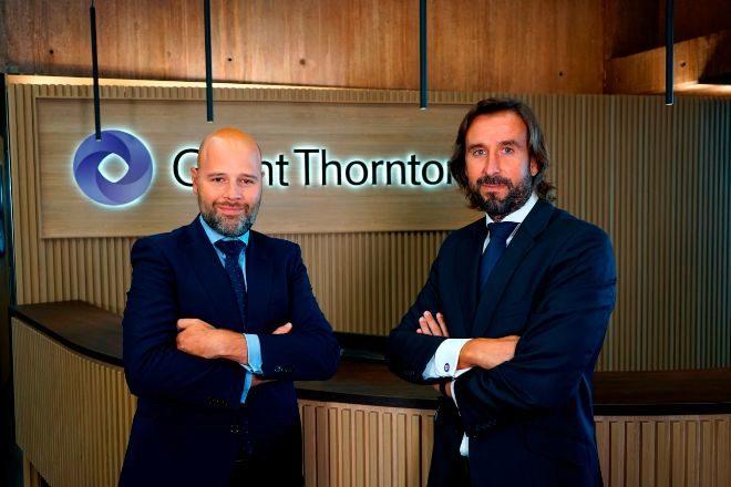 Álvaro Fernández y Daniel Fernández se incorporan a Grant Thornton como nuevos socios de la firma.